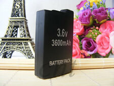 New 3600mAh Battery for Sony PSP 1000 Fat 1003 1004 Rechargeable Battery