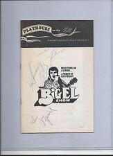 ELVIS PRESLEY PLAYHOUSE ON THE MALL BIG EL SHOW SIGNED BY BIG EL!!! 1978