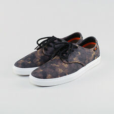 NEW VANS OTW COLLECTION LUDLOW HYPERSTEALTH BROWN BLACK SHOES MENS SIZE 8 SK8