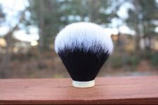 24mm Tuxedo - Synthetic Shaving Brush Knot - APShaveCo