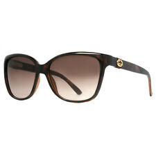 Gucci GG 3645/S DWJ/HA Havana Brown/Brown Gradient Women's Sunglasses