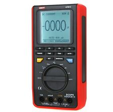 UNI-T UT81C 16MHz 80MS/s Real-Time Sample Rate LCD Scope DMM Digital Multimeter