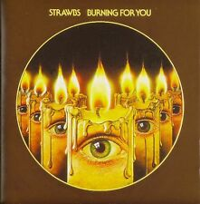 CD - Strawbs - Burning For You - A194 - RAR