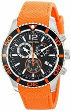 Nautica Men's N15101G NST 09 Japanese Chronograph Watch