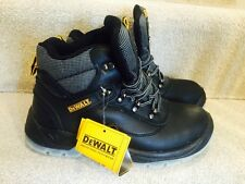 Mens Dewalt Industrial De Walt Laser Safety Work Steel Toe Cap Boots UK 8