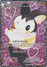 x1 Emolga - RC23/RC25 - Uncommon Pokemon Legendary Treasures M/NM