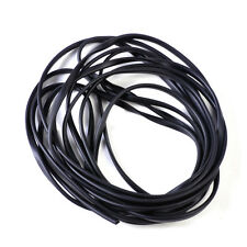 20ft Flexible Truck Door Glass Rubber Weatherstrip U Channel Seal Strip Trim