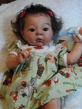 Reborn Art Doll AKINA by Adrie Stoete