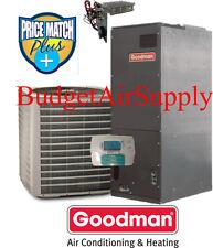 2 1/2 Ton 2.5 13 seer 410a Goodman HEAT PUMP VSZ130301+ARUF31B14+Heat+Tstat
