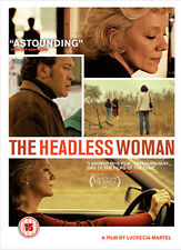 THE HEADLESS WOMAN - DVD - REGION 2 UK