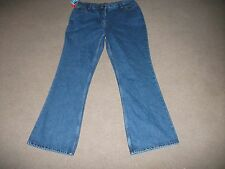 BRAND NEW WITH LABEL LADIES JEANS SIZE 18UK 44EU BY BOOKER JEANS WEAR COLLECTION