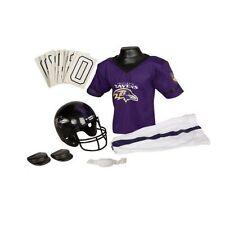 Baltimore Ravens Franklin NFL Deluxe Uniform & Helmet Set Kids Medium Costume