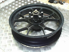 MH MOTOR HISPANIA RX125R RX 125 R REAR WHEEL RIM 17X3.50 *FREE UK POST*WR