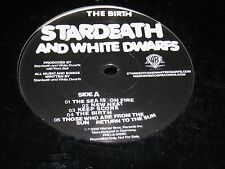 STARDEATH & THE WHITE DWARFS Advance issue LP Warner FLAMING LIPS Psych Oddity