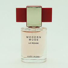 New! Estee Lauder Modern Muse Le Rouge Perfume Spray 0.14 oz / 4 ml, Mini S