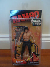 Neca 2015 SDCC Exclusive John Rambo not Rocky Action Figure Stallone BNIB