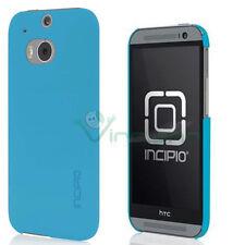 Custodia cover INCIPIO ultra sottile per HTC One M8 azzurra leggera rigida