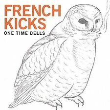 """FRENCH KICKS - One Time Bells - CD - VG++ With BONUS TRACK """"Piano"""""""