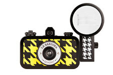 Lomography La Sardina Quadrat 35mm Point & Shoot Film Camera - Brand New in Box