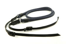 Lance Camera Straps DSLR Strap Cord Camera Strap - Dark Blue, 48in