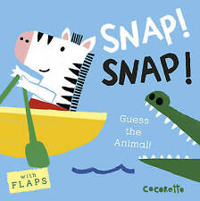 What's That Noise? Snap! Snap!: Guess the Animal! by Child's Play (Board...