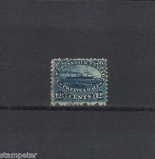 1860 New Brunswick SG 18 used