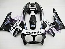 Aftermarket ABS Fairing Set for Honda CBR900 RR 893 92 93 tank pad H20 lu#G