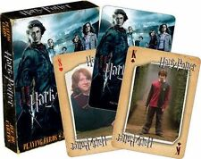 HARRY POTTER - GOBLET OF FIRE - PLAYING CARD DECK - 52 CARDS NEW - 52418