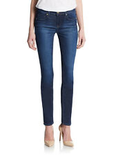 GENETIC STEM MID-RISE CIGARETTE TEMPLE JEANS W 25 UK 6/8