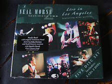 Slip Quinn: Neal Morse : Testimony Two Live In Los Angeles 3 CDs & 2 DVDs NTSC