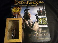 Lord of the Rings Figures * Issue 166 Galadhrim Warrior at the Dagorland Plain