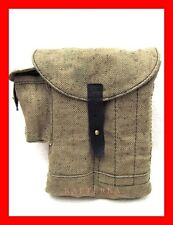 genuine soviet russian army AK kalashnikov magazine pouch bag f.4 mags+oil flask