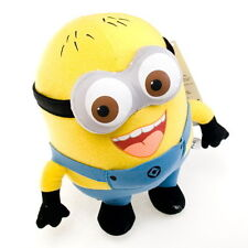 "7"" Small Cute Despicable Me Minion Jorge Soft Plush Stuffed Teddy Doll Toy"