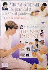 """First Time Parents (Dorling Kindersley Health Care) Miriam Stoppard """"AS NEW"""" Boo"""