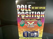 Sterling Marlin #22 Maxwell House 1992 Ford Thunderbird Pole Position