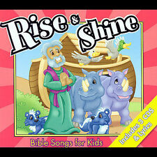Rise And Shine 3-CD Brick by Twin Sisters Productions