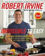 IMPOSSIBLE TO EASY - BRIAN O'REILLY ROBERT IRVINE (HARDCOVER) gently used.