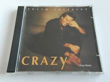 Julio Iglesias - Crazy (CD Album) Used Very Good