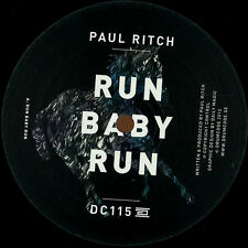 PAUL RITCH - RUN BABY RUN / DRUMCODE DC115 NEW 12""