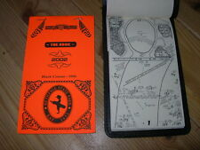 Bethpage Golf The BLACK Course Official PGA TOUR ISSUED Tournament Yardage Book