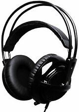 Steel Series Siberia V2 Full Sized Headsets Pro Gaming Black Headphones