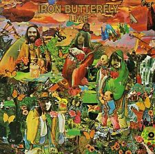 Iron Butterfly - Live [New CD] Germany - Import