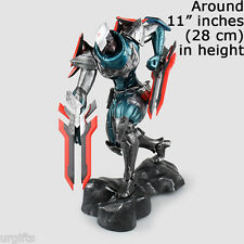 LOL League Of Legends Project Master of Shadows Zed Figure Statue 3D Model NEW