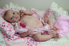 REBORN BABY RAINER STRYDOM WITH TUMMY PLATE  BY VAHNI GOWING