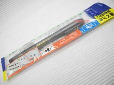 5 x Zebra P-WF1 Water Based Black Ink Brush Pen Sign Pen w/ Packaging, Fine