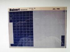 Yamaha FZ 750 Bj 1985 Microfilm Catalogo ricambi Pezzo di Listello