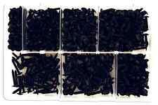 Negro aros con brida Tornillos X 700 (6:10) Self caucheros han escuchas