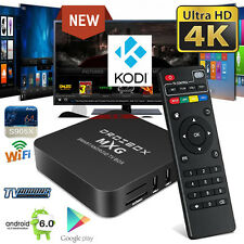 MXG Pro 4K KODI(XBMC) Android 6.0 TV Box HDMI Media Player Streamer HD HDMI WIFI