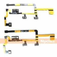 2x Power + Volume Silent Flex Cable 821-1461-A For iPad 2 A1395 Wifi 2012