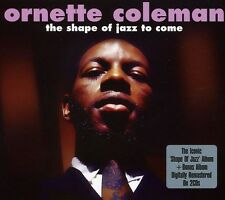Shape Of Jazz To Come - Ornette Coleman (2010, CD NEUF)2 DISC SET